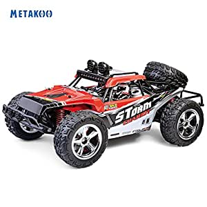 metakoo rc voitures t l command e 4x4 v hicules tout terrain 4wd haute vitesse 40 km h. Black Bedroom Furniture Sets. Home Design Ideas