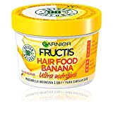 HAIR FOOD banana masque ultra nutritiva 390 ml
