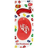 Jelly Belly 15210 3D Jelly Bean Air Freshener, Very Cherry - ukpricecomparsion.eu
