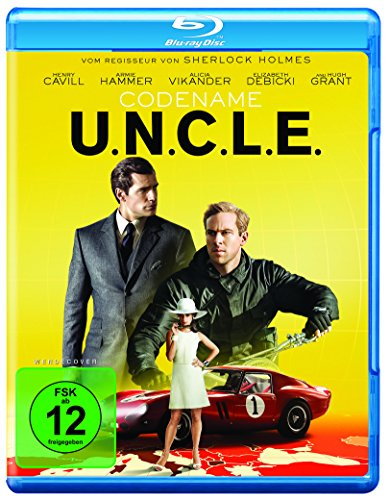 Codename U.N.C.L.E. (inkl. Digital Ultraviolet) [Blu-ray]