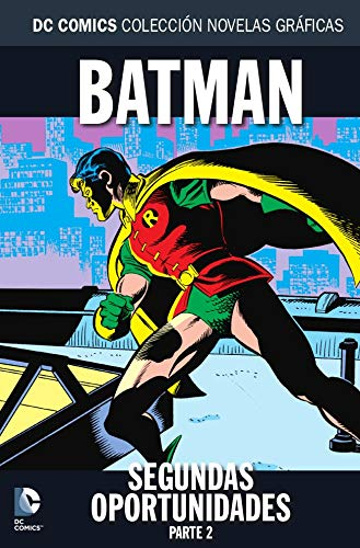 Colección Novelas Gráficas núm. 66: Batman: Segundas oportunidades Parte 2 (Superman (Nuevo Universo DC))