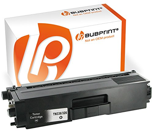 Preisvergleich Produktbild Bubprint Toner kompatibel für Brother TN-326 TN-326BK TN326BK für DCP-L8400CDN DCP-L8450CDW HL-L8250CDN HL-L8350CDW MFC-L8650CDW MFC-L8850CDW Schwarz