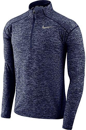 Nike 857820-021 Sweat à Manches Longues Homme Gris