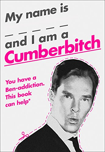 My Name Is X and I Am a Cumberbitch por Anonymous