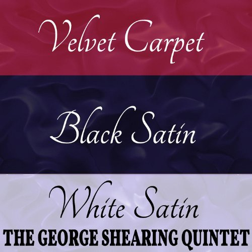 Velvet Carpet / Black Satin / ...