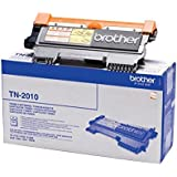 Brother TN-2010 - Toner Laser d'Origine - 1000 Pages - Noir