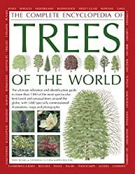 The Illustrated Encyclopedia of Trees of the World: The ultimate reference and identification guide to more than 1300 of the most spectacular, ... illustrations, maps and photographs by Tony Russell (2014-09-07)