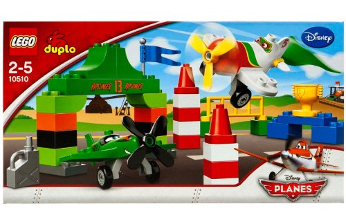 LEGO DUPLO 10510 Disney Planes Ripslingers Wettfliegen (Disney Planes-zelt)