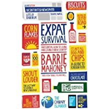 Expat Survival (Letters from the Atlantic) by Barrie Mahoney (2015-12-17)