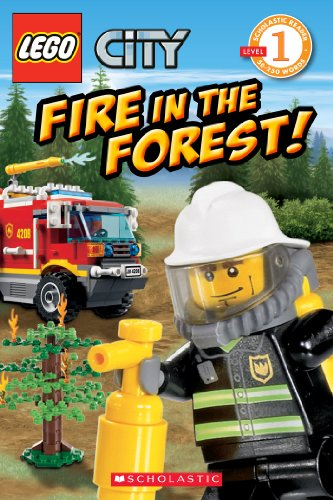 LEGO City: Fire in the Forest! (English Edition)