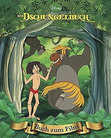 Das Dschungelbuch: Das Buch zum Film mit magischem 3D-Cover