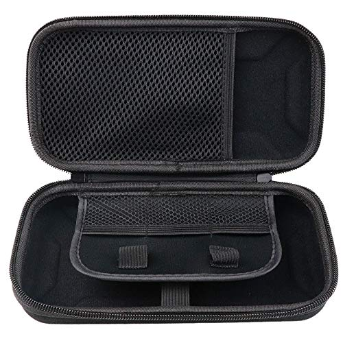 Cikuso Hartes Eva Etui Für Texas Instruments Ti-84 Plus, Langlebige Reise Aufbewahrung Trage Tasche Schutz Für Ti-84 Ti-83 Ti-85 Ti-89 Ti-82 Plus/C Ce Grafik Rechner Und Mehr - Schwarz (Plus Ti-84 Grafik-taschenrechner)