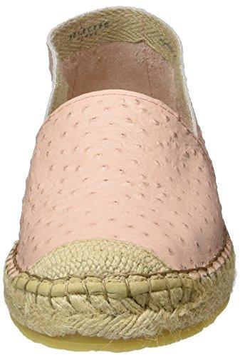 SELECTED FEMME Sfmarley Ostrich, Espadrilles Femme Rose (Heavenly Pink)
