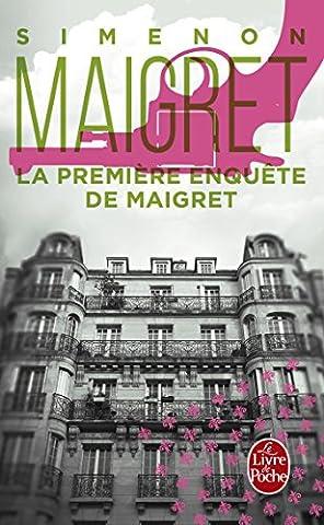 Simenon Maigret - La Première enquête de