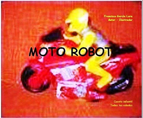 MOTO ROBOT (DINOSAURIO nº 16)
