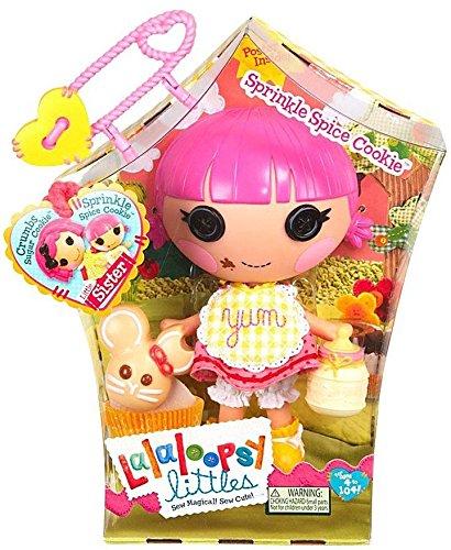 Preisvergleich Produktbild MGA Entertainment 511045GR - Lalaloopsy Littles Doll - Sprinkle