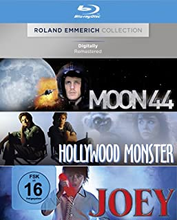 Roland Emmerich Collection: Moon 44 / Hollywood Monster / Joey [Blu-ray]