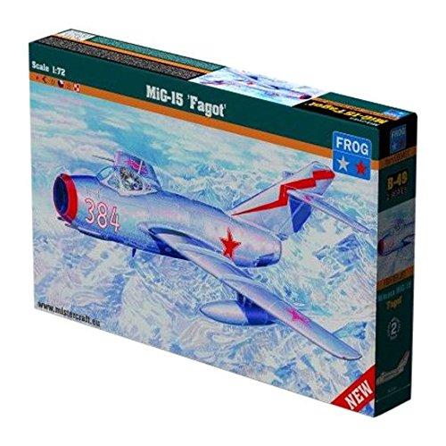 MisterCraft Kit de Modelo MiG-15a Escala 1: 72