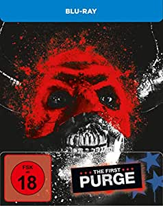 The First Purge - Limited Steelbook [Blu-ray]