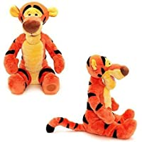 Official Disney Winnie The Pooh 34cm Tigger Soft Plush Toy by Disney