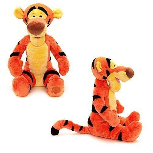 Official Disney Winnie The Pooh 34cm Tigger Soft Plush Toy by Disney