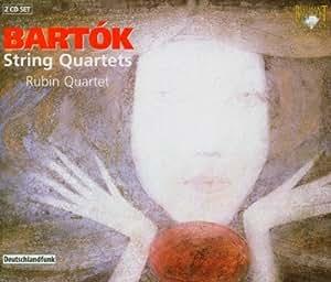 Bartok:Sämtliche Streichquartette 1-6