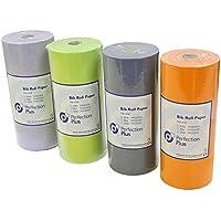 Perfection Plus MAT970 - Rollo de papel para babero, color azul