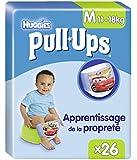 Huggies Pull-Ups - Mutandine di apprendimento per bambino, Taglia 5/M, 2 confezioni da 26 pz.