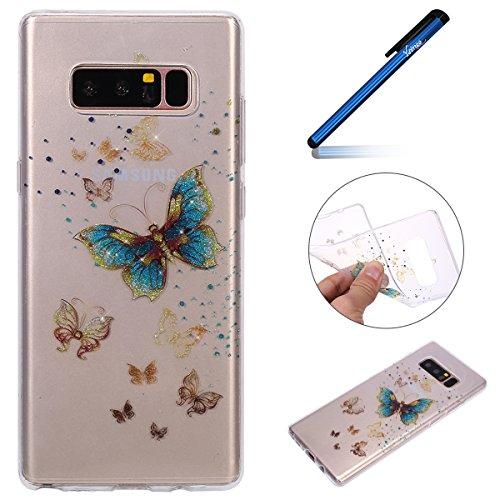 Custodia-Samsung-Galaxy-Note-8-cassa-glitterata-per-Samsung-Galaxy-Note-8-Ysimee-brillare-scintillare-guscio-in-TPU-Custodia-protettiva-in-silicone-Ultra-sottile-premium-flessibile-Copertura-mobile-mo