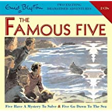 Five Have a Mystery to Solve & Five Go Down to the Sea (Famous Five, Band 1)