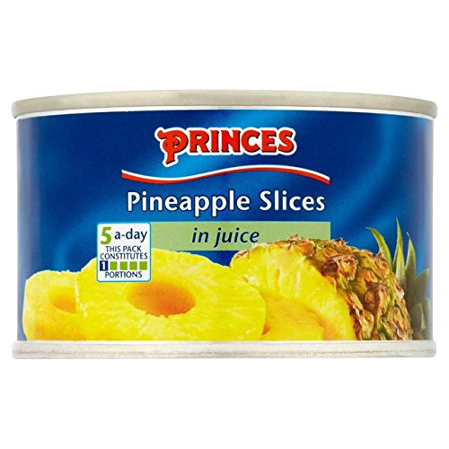 Princes Pineapple Slices In Juice 227g