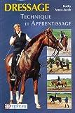 La pédagogie de l'auteur est basée sur le respect et l'amour du cheval. Approche classique et agréable du dressage élémentaire, ce livre devrait aider de nombreux cavaliers dans leur progression technique comme dans leur entente quotidienne avec leur...