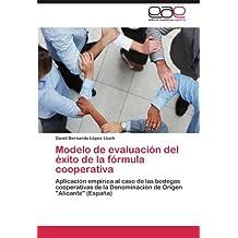 Modelo de evaluación del éxito de la fórmula cooperativa