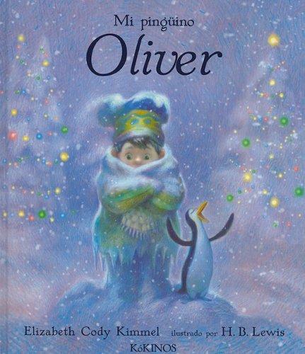 Mi pingüino Oliver
