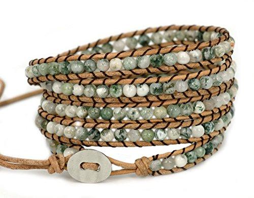 blueyes-collection-gnreuse-tree-agate-perles-sur-bracelet-en-cuir-de-daim-5wraps-4mm-perle