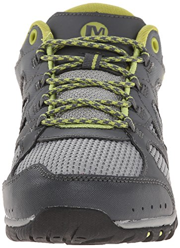 Merrell - Rockbit Cove - Chaussure - Aquatique - Homme Gris (Castle Rock/Green Oasis)