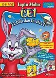 Lapin Malin CE1 : Le défi des pirates ! - version 2005/2006