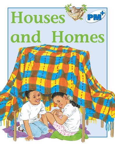 PM Plus Non Fiction Blue Level 11&12 Houses Mixed Pack X6: Houses and Homes PM PLUS Non Fiction Level 11&12 Houses Blue: 5 (Progress with Meaning)