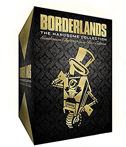 Borderlands: The Handsome Collection - Gentlemen Claptrap-in-a-Box