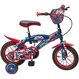 """Toim 85-872 - Bicicleta 12"""" Spiderman 2 Frenos"""