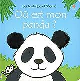 Où est mon panda ? - Les tout-doux Usborne