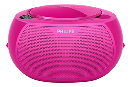Philips AZ100 Radiorekorder (CD-Player,MP3) (Philips-cd-mp3-player)