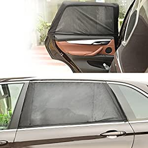 Universal Car Sun Shades Cover Urassistant Car Back Seat