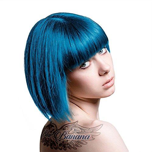 stargazer coloration pour cheveux semi permanente 70ml doux bleu - Coloration Permanente Bleu