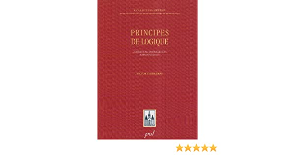 DE LOGIQUE VICTOR THIBAUDEAU PRINCIPES DE TÉLÉCHARGER