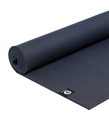 Manduka Unisex's X All Purpose Mat, Midnight, 5 mm