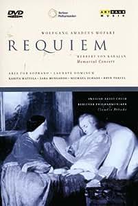 Mozart, Wolfgang Amadeus - Requiem (Herbert von Karajan Memorial Concert)