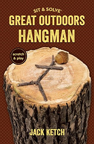 Sit & Solve Great Outdoors Hangman