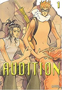 Audition Edition simple Tome 1