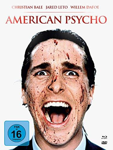 American Psycho - Mediabook  (+ DVD) (+ Bonus-DVD) [Blu-ray]